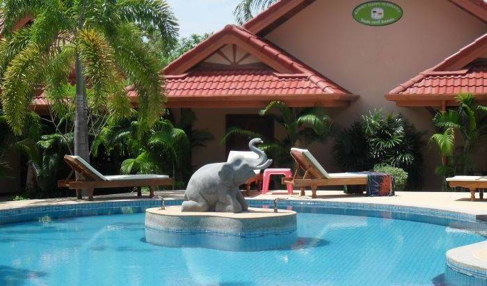 The Happy Elephant Resort - Search for free rooms and guaranteed low rates in Ban Rawai 9 photos