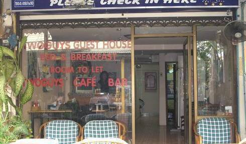 Two Guys Guesthouse, inspirational travel and bed & breakfasts in Pattaya, Thailand 10 photos