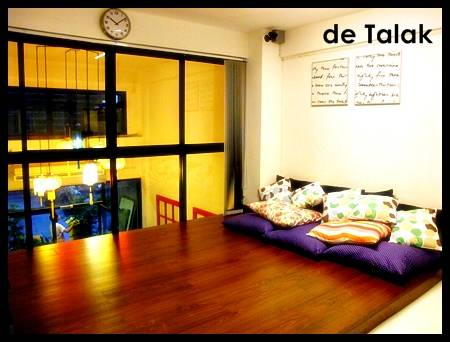 De Talak Hostel, Bangkok, Thailand, vacations and hostels in Bangkok