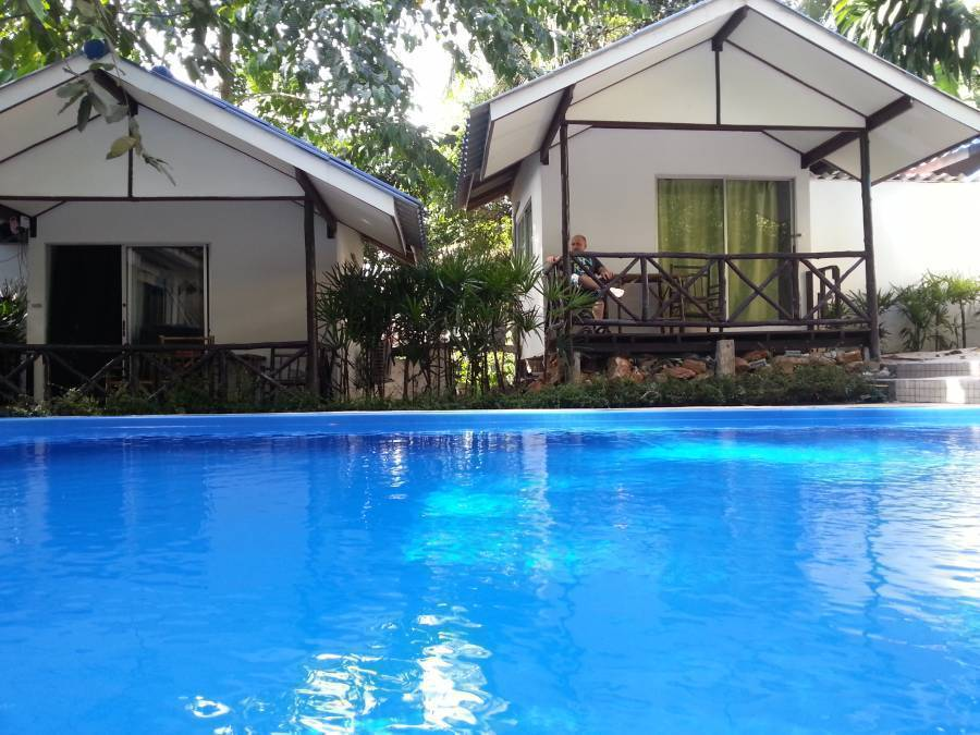 Exotic Bungalows, Ko Chang Tai, Thailand, Thailand hostels and hotels