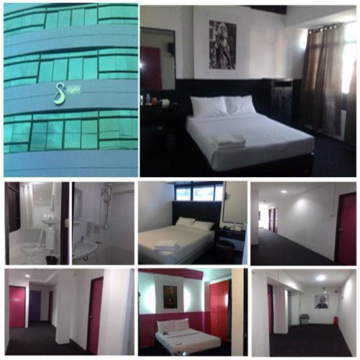 8Suite, Bangkok, Thailand, Thailand bed and breakfasts och hotell