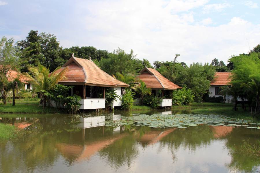 Jasmine Hills Villas Ans Spa, Doi Saket, Thailand, Thailand hostels and hotels