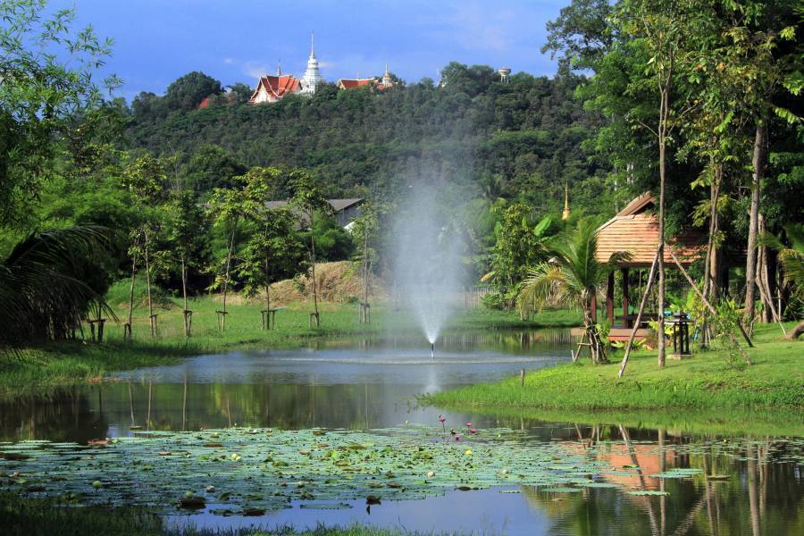 Jasmine Hills Villas Ans Spa, Doi Saket, Thailand, hostel reviews and discounted prices in Doi Saket
