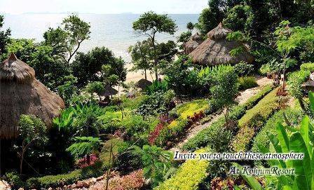 Koh Jum Resort Krabi, Krabi, Thailand, hostel deal of the year in Krabi