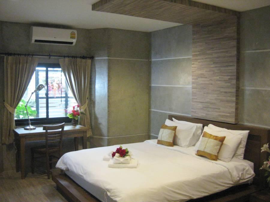 Komol Residence Bangkok, Bangkok, Thailand, Thailand hostels and hotels