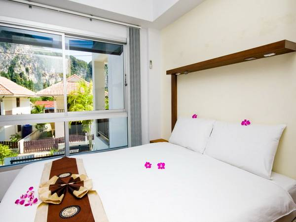 Krabi Apartment Hotel, Krabi, Thailand, the most trusted reviews about hostels in Krabi