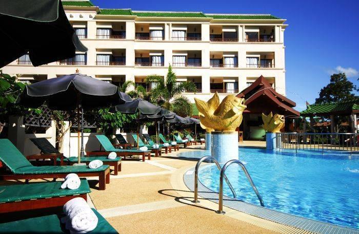 Krabi Heritage Hotel, Ban Ao Nang, Thailand, Thailand hostels and hotels