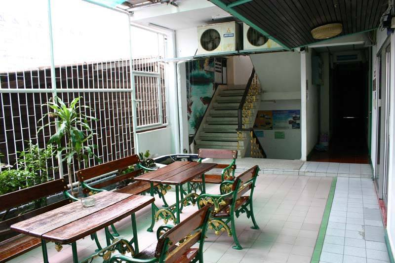 KS Guesthouse, Bangkok, Thailand, great travel and hostels in Bangkok