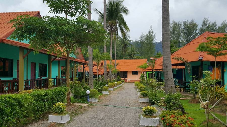 Lanta L.D. Beach Bungalows, Amphoe Ko Lanta, Thailand, Thailand bed and breakfasts and hotels