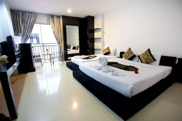 Lars-Lita Residence, Patong Beach, Thailand, Thailand hostels and hotels
