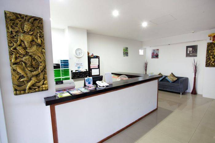 Lars-Lita Residence, Patong Beach, Thailand, youth hostels and backpackers for sharing a room in Patong Beach