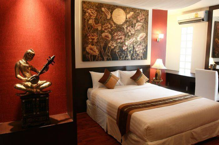 Mirth Sathorn Boutique Hotel, Bangkok, Thailand, Thailand hostels and hotels