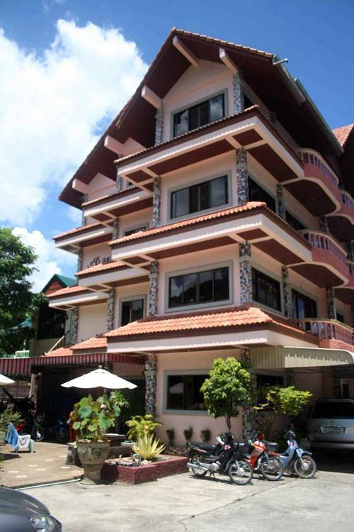 M's Guesthouse, Patong Beach, Thailand, Thailand hostels and hotels