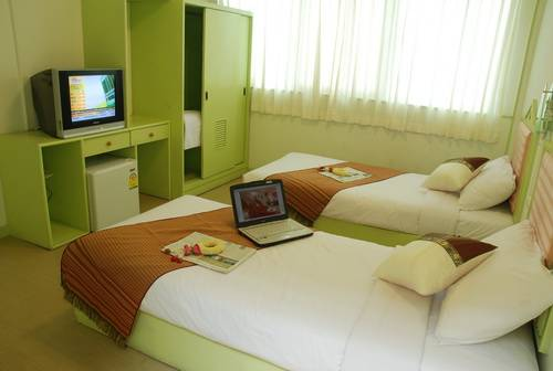 New Mitrapap Hotel, Amphoe Muang, Thailand, Thailand hostels and hotels