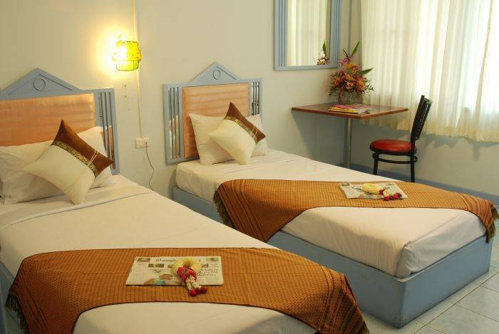 New Mitrapap Hotel, Amphoe Muang, Thailand, safest places to visit and safe hostels in Amphoe Muang