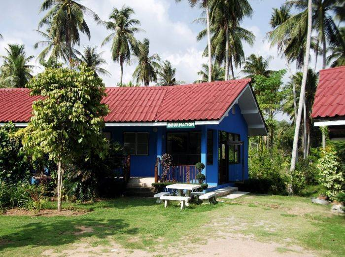 Orchard House, Ko Phangan, Thailand, Thailand hostels and hotels