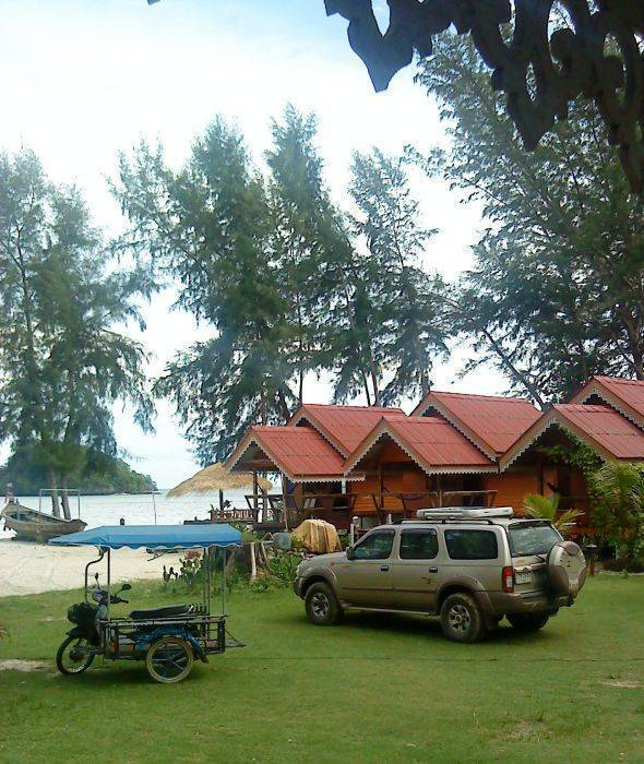 P.A.N. Beach Bungalows, Phi Phi Don, Thailand, Thailand hostels and hotels