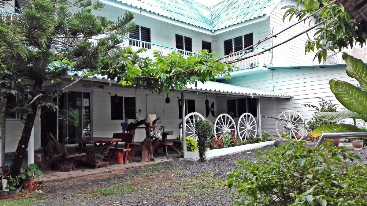 P. California Inter Hostel, Nang Rong, Thailand, highly recommended travel booking site in Nang Rong
