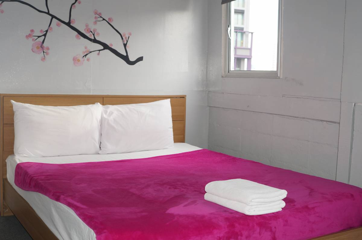Pink Guest House, Bangkok, Thailand, top 5 places to visit and stay in hostels in Bangkok