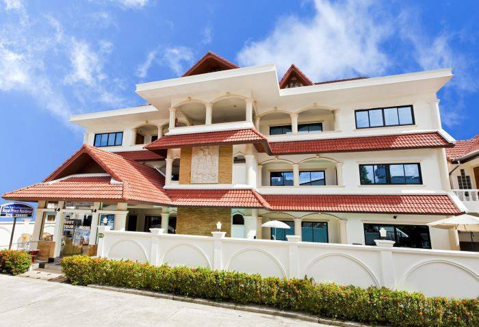 Royal Prince Residence, Patong Beach, Thailand, Thailand hostels and hotels