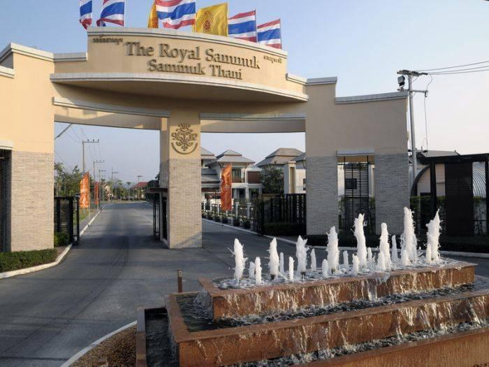 Royal Sammuk Villa, Ban Bang Saen (2), Thailand, Thailand hostels and hotels