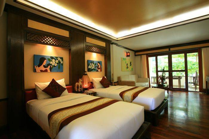 Salad Buri Resort and Spa, Ban Mae Nam, Thailand, how to choose a hostel or backpackers accommodation in Ban Mae Nam