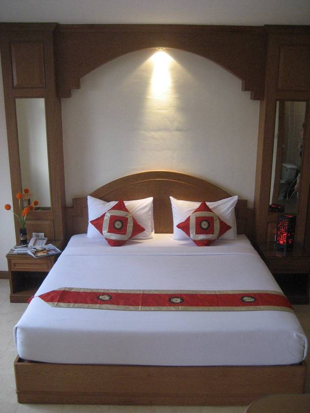 Siam Hotel, Patong Beach, Thailand, Thailand hostels and hotels
