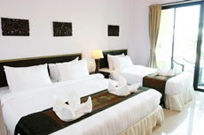 Siam Place Airport Hotel, Bangkok, Thailand, coolest bed & breakfasts in the world in Bangkok