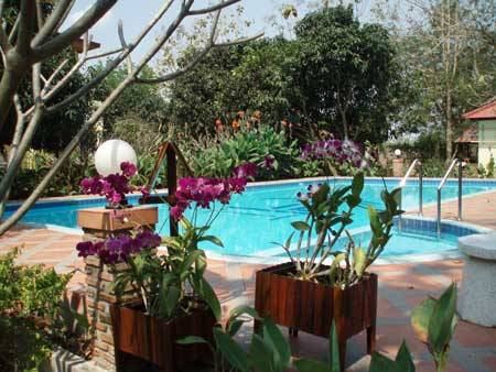 Thai-Bamboo Guesthouse Resort, Cha-am, Thailand, best hostels for parties in Cha-am