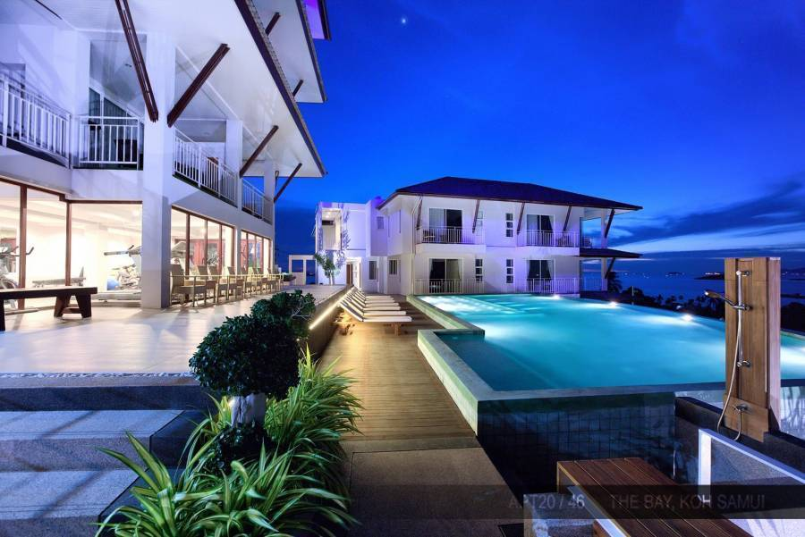 The Bay Koh Samui, Amphoe Ko Samui, Thailand, compare with the world's largest hostel sites in Amphoe Ko Samui