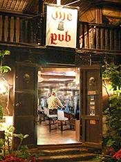 The Pub Chiang Mai, Chiang Mai, Thailand, stay in a hostel and meet the real world, not a tourist brochure in Chiang Mai