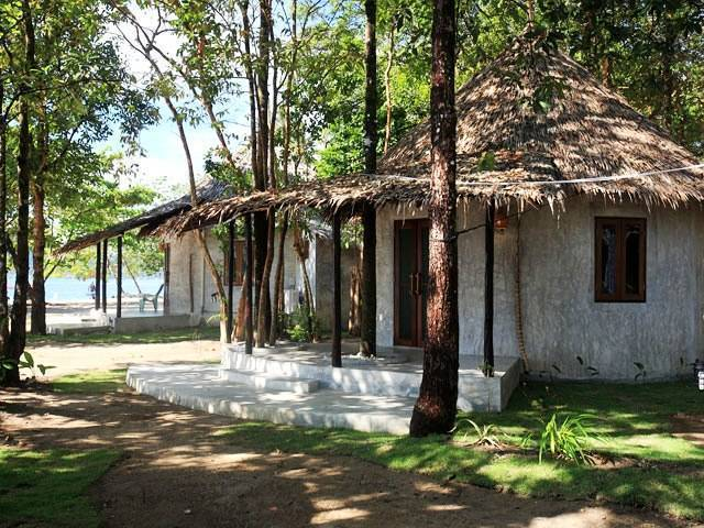 Tropical Beach Resort Koh Chang, Ko Chang Tai, Thailand, Thailand hostels and hotels