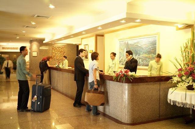 Viengtai Hotel, Bang Kho Laem, Thailand, Thailand hostels and hotels