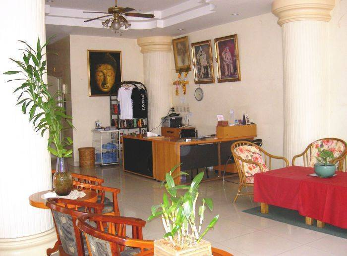 Viking Residence, Patong Beach, Thailand, Thailand hostels and hotels