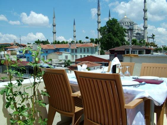 Abella Hotel, Istanbul, Turkey, how to find the best bed & breakfasts with online booking in Istanbul