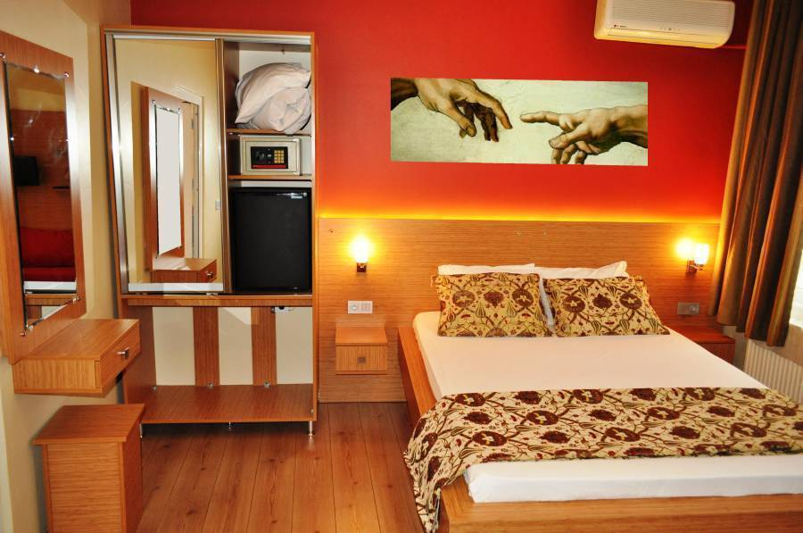 Antique Hostel, Istanbul, Turkey, Turkey hostels and hotels