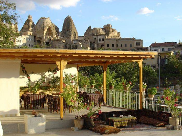 Blue Moon Motel, Nevsehir, Turkey, how to book a bed & breakfast without booking fees in Nevsehir