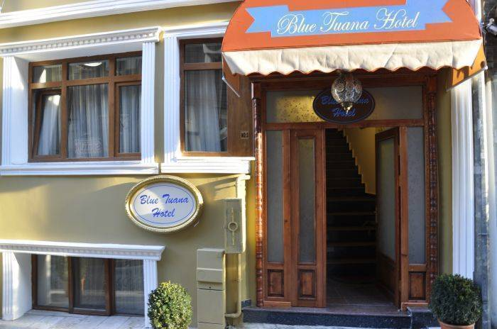 Blue Tuana Hotel, Istanbul, Turkey, famous travel locations and hostels in Istanbul