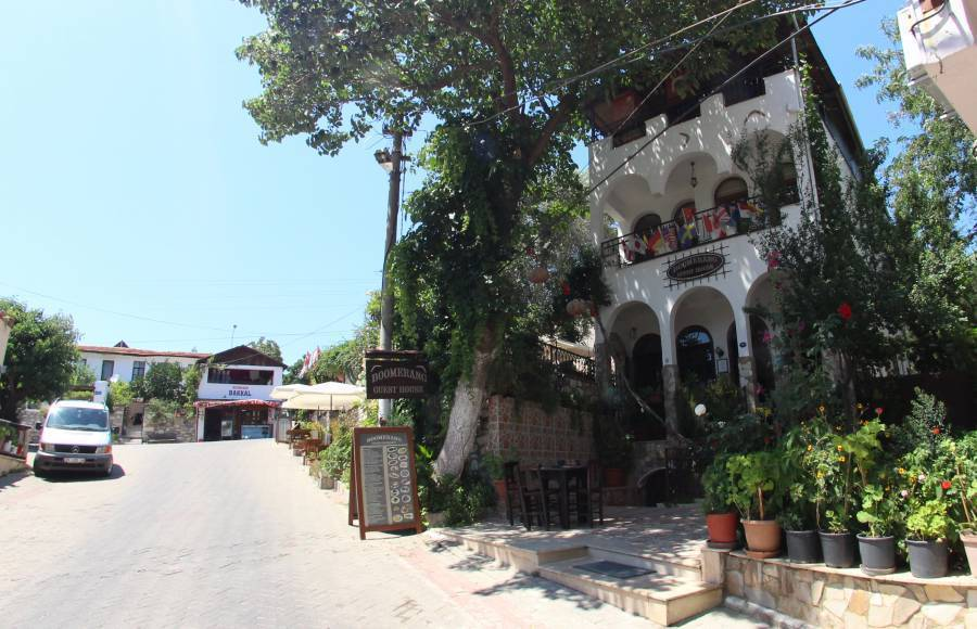 Boomerang Guesthouse, Selcuk, Turkey, Turkey hostels and hotels