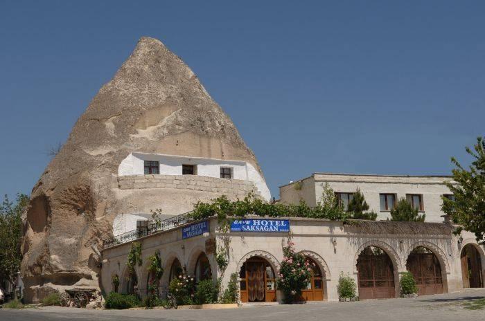 Cave Hotel Saksagan, Nevsehir, Turkey, Turkey pensiuni și hoteluri