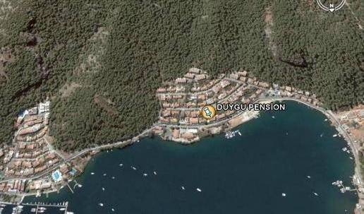 Duygu Pension -  Fethiye, cheap bed and breakfast 6 photos