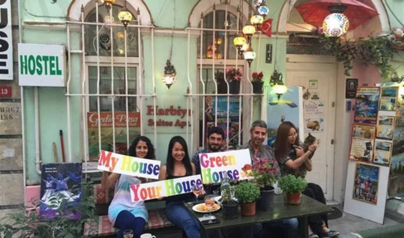 Green House Hostel -  Taksim 10 photos