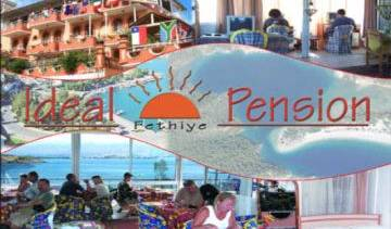 Ideal Pension - Get cheap hostel rates and check availability in Faralya 1 photo