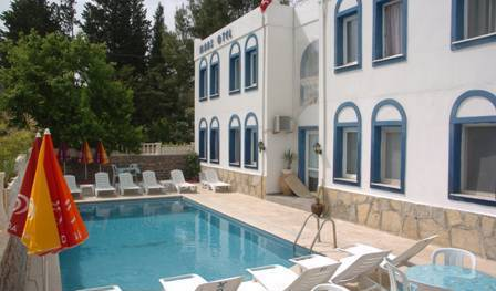 Otel Mars - Search for free rooms and guaranteed low rates in Bodrum 4 photos