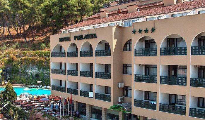 Pirlanta Hotel, Fethiye, Turkey hostels and hotels 24 photos