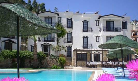 Sunny Garden Nilufer Hotel - Search for free rooms and guaranteed low rates in Bodrum 11 photos