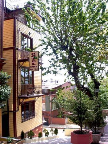 Emre Hotel, Istanbul, Turkey, affordable motels, motor inns, guesthouses, and lodging in Istanbul