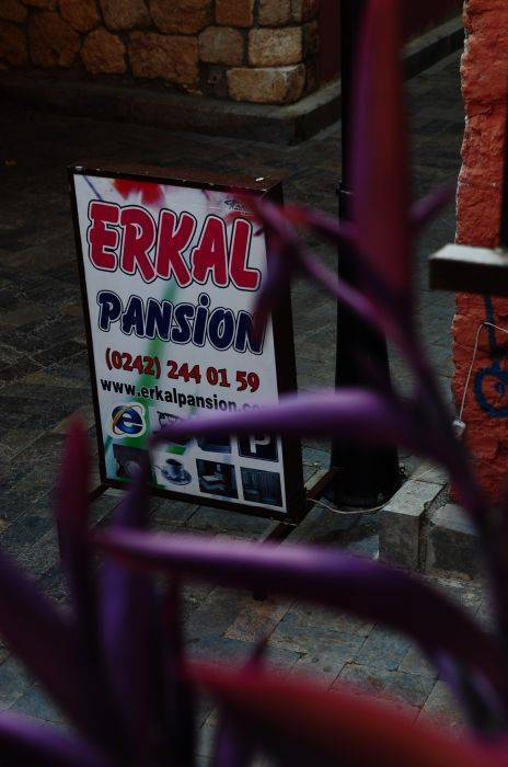 Erkal Pansion, Antalya, Turkey, Turkey bed and breakfasts and hotels