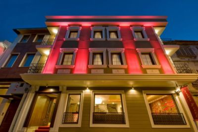 Ferman Hotel Istanbul, Istanbul, Turkey, bed & breakfasts with rooftop bars and dining in Istanbul