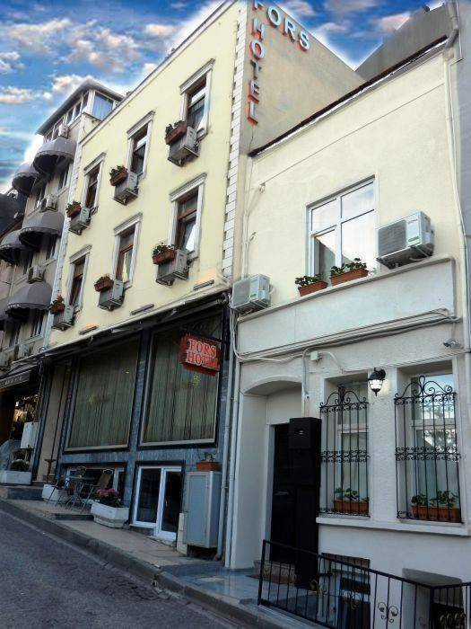 Fors Hotel, Istanbul, Turkey, Turkey hostels and hotels